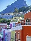 Bo-Kaap, Cape Town, South Africa Fotografisk tryk af Peter Adams