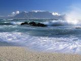 Table Mountain, Cape Town, South Africa Reproduction photographique par Peter Adams