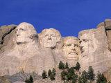 Mount Rushmore, South Dakota, USA Photographic Print by Walter Bibikow