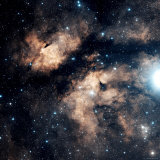 Butterfly Nebula Fotografie-Druck von  Stocktrek Images