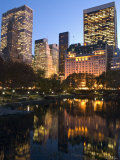 Central Park, New York City, USA Photographic Print by Demetrio Carrasco
