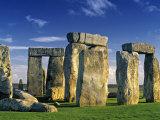 Stonehenge, Wiltshire, England Fotografie-Druck von Peter Adams