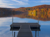 Lake Waramaug, Connecticut, New England, USA Photographic Print by Demetrio Carrasco