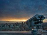 Montreal City View Photographic Print by Irene Suchocki