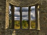 Ruins Window Photographic Print by Irene Suchocki