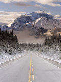 The Icefields Parkway, Banff-Jasper National Parks, Rocky Mountains, Canada プレミアム写真プリント : ギャビン・ヘラー