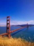 Golden Gate Bridge, San Francisco, California Fotografisk trykk av Adam Jones