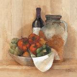 Tuscan Table III Láminas por Albena Hristova