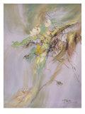 The Rhyme of Lotus, No.9 Giclee Print by Yi Xianbin