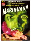 Marihuana Pôsters por Bill Fleming