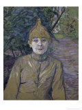 The Streetwalker Lámina giclée por Henri de Toulouse-Lautrec