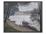 Gray Weather Reproduction procédé giclée par Georges Seurat