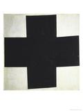 Black Cross Impressão giclée por Kasimir Malevich