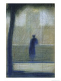 The Invalid Giclee Print by Georges Seurat