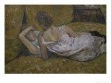 Two Friends Lámina giclée por Henri de Toulouse-Lautrec