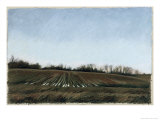 Landscape in South Tennessee, c.1998 Giclée-Druck von Helen J. Vaughn