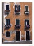 Doors and Windows in Venice Giclée-Druck von Helen J. Vaughn
