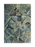 Samovar Giclee Print by Kasimir Malevich