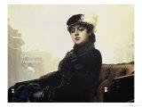 Unknown Woman Giclee Print by Ivan Nikolaevic Kramskoj