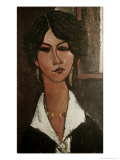 The Algerian Almaisa Giclee Print by Amedeo Modigliani