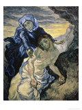 Pieta Lámina giclée por Vincent van Gogh