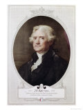 Thomas Jefferson Giclee Print by Gilbert Stuart