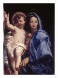 Madonna and Child, no.2 Giclée-tryk af Carlo Maratti