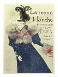 La Revue Blanche Lámina giclée por Henri de Toulouse-Lautrec