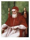 Pope Julius II Reproduction procédé giclée par  Raphael