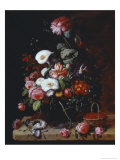 Floral Still Life Giclee Print by Severin Roesen