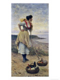 Daydreaming Giclee Print by Eugene de Blaas