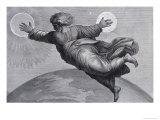 The Sun and Moon Reproduction procédé giclée par  Raphael