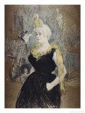Cha-U-Kao Lámina giclée por Henri de Toulouse-Lautrec
