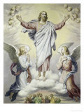 The Ascension Giclee Print by Heinrich Hoffman