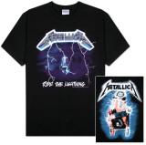 Metallica - Ride the Lightning Skjorte