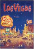 Las Vegas, Nevada Kunstdruck von Kerne Erickson