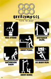 Beerlympics Posters