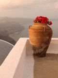 Greek Island of Santorini Photographic Print by Keith Levit