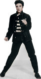 Elvis Il delinquente del rock n' roll Sagomedi cartone