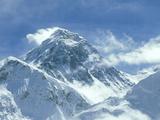 Mount Everest, Nepal Fotografisk tryk af Paul Franklin