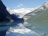 Lake Louise at Dawn, Alberta, CAN Photographic Print by Claire Rydell