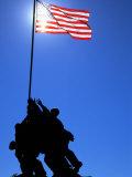 Iwo Jima Memorial, Arlington, VA Photographic Print by Jeff Greenberg