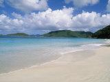 Cinnamon Beach, Virgin Islands National Park, St. John Fotografie-Druck von Jim Schwabel