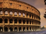 The Colosseum, Rome, Italy Impressão fotográfica por Angelo Cavalli