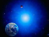 Earth and Sun Impressão fotográfica por Ron Russell
