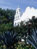 Mission, San Diego, California Premium fototryk af Mark Gibson
