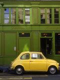 Car for Sale, Paris, France Photographic Print by Jerry Koontz