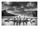 Fountain, Versailles, France Giclee Print by Simon Marsden
