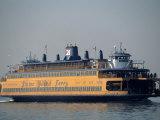 Staten Island Ferry, Staten Island, NY Photographic Print by Chris Minerva