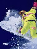 Snowboarding Photographic Print by Bob Winsett